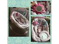 Mothercare comfort and harmony bouncer
