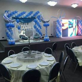 We're BACCKKK!! BEST Party decorator & event decorator!!! BALLOON DECORATIONS BEST PRICES CHEAP!