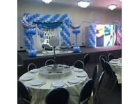 Party decorator & event decorator!!! Parties, charity events, company launches & Bar mitzvahs !!!!