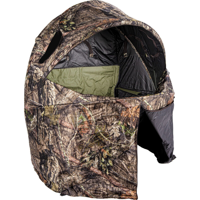 Ameristep Tent Chair Mossy Oak Break Up Country