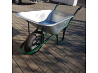 120litre 4Trade wheelbarrow heavy duty brand new