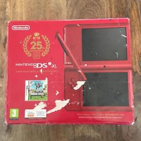 Nintendo DSI XL Boxed limited edition