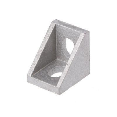 Corner Bracket Aluminum Connecting Fastener For 2020 Series Extrusion 20x20x17mm