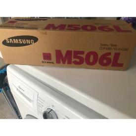 Samsung Series CLP-680/CLX 6260 Magenta Printer Cartridge M506L
