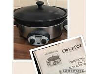 Crock-Pot SC7500-IUK 4.7L Sauté Slow Cooker