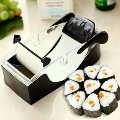 Sushi Roll Maker Fare Kit Stampo Rice Roller Mould Kitchen DIY Tool