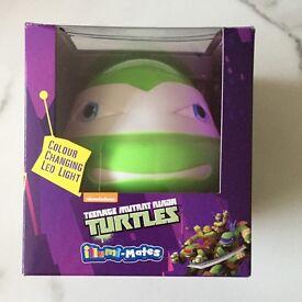 Teenage Mutant Ninja Turtles LED Light / Night Light