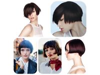 Free haircut in TONI&GUY academy New Oxford Street shorter hair only