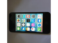 APPLE IPHONE 4S 8GB BLACK UNLOCKED Great condition . ime labels attached