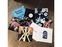 "Job Lot of 9 12"" Vinyl R&B Records inc. Brandy, Janet Jackson, Joe, Kris Kross, Prince, etc."