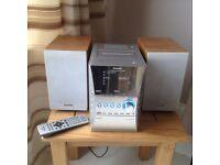 Panasonic CD STEREO SYSTEM SA-PM41 - £35