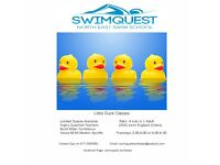 Swimming Duckling Classes At Newton Aycliffe