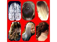 MOBILE HAIRDRESSER FULLY QUALIFIED 28 YEARS EXPERIENCE