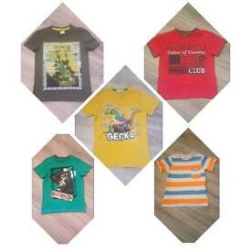 Clothing clearance. Womens. Boys. Baby girl. T shirts, dresses, shoes, outfits, jumpers, jeans