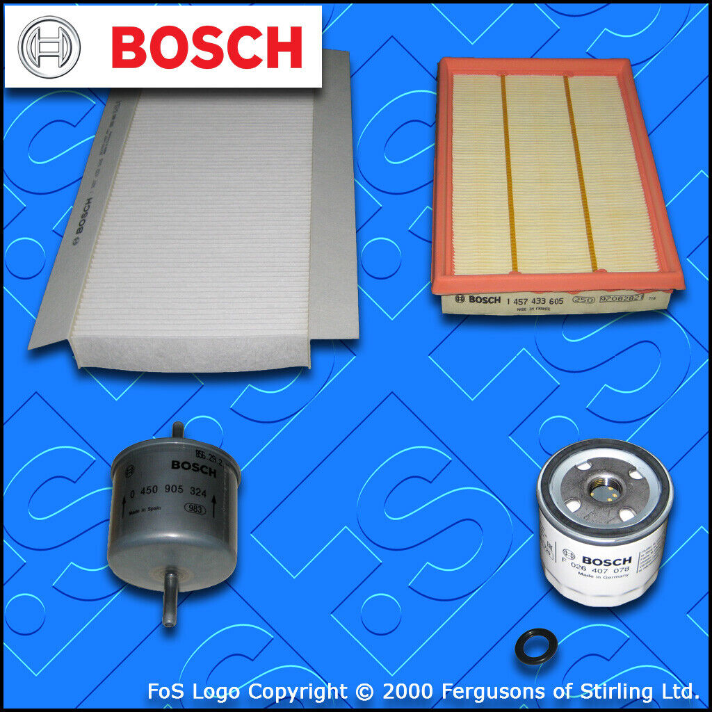 Bosch Luftfilter 1 457 433 605 S 3605 Ford TOP PREIS