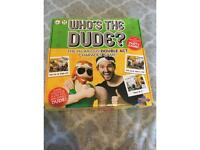 Who's The Dude Game