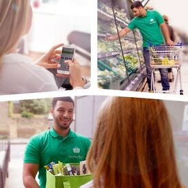 Grocery Shopper and Home Delivery Driver - Own Car/Scooter Required - Earn up to £120 per day