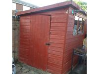 Shed 8x6