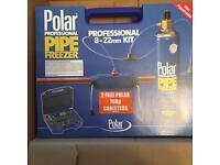 POLAR PROFESSIONAL PIPE FREEZER KIT 8MM-22M
