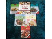 Cooking books in vgc