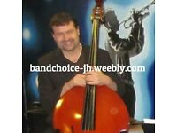 Double bass player , for recording, gygs, lessons.