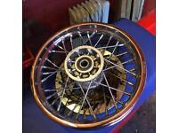 """Pit bike wheel 10"""""""