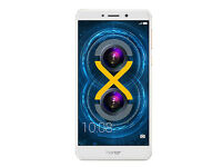 Huawei Honor 6X (32GB) Gold ,Brand New , Sealed , Unlocked To Any Network !