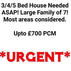 Family Home Needed (*Long term contract preferred*)