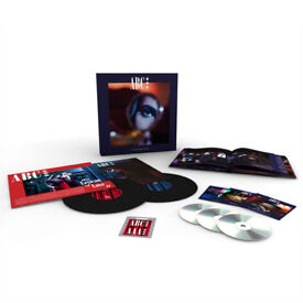 ABC The Box Inside The Box ( Box Set ) Signed 2 x DVD 2 x Album / Record / Vinyl (new and Sealed)