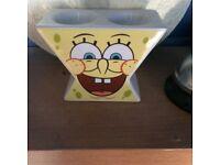 Spongebob egg cup