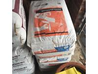 6 bags of 25kg bags of multi finish. Buyer collect.