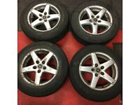 Mercedes Alloy Wheels Tyres 15 Inch C Class 195/65/15