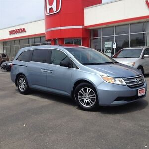 2011 Honda Odyssey EX-L w/RES  One Owner  Accident Free 
