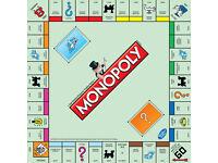 Free Monopoly game set
