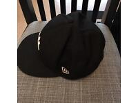 Black new New York hat