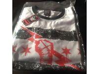 Men's CM Punk shirt