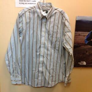 Eddie Bauer Button-Up LS Shirt(E4177N)