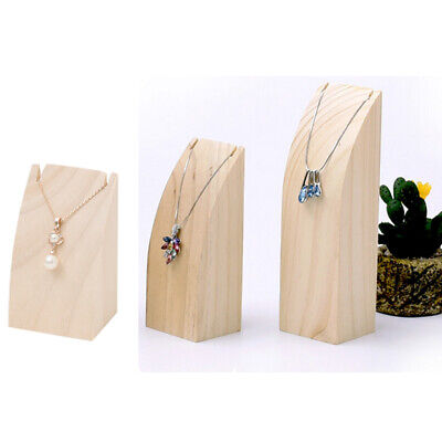 S/M/L Size DIY Art Craft Jewelry Stand Display Holder for Chain Necklace Pendant