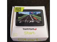 TOM TOM satnav