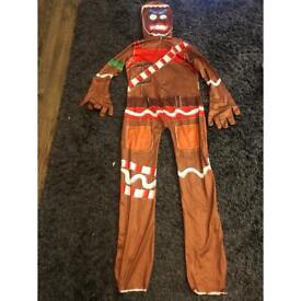 Fortnite Gingerbread Man Dressing Up