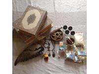 Esoteric / holistic / healing set