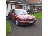 Jaguar X-Type Diesel w/ Manual Gearbox