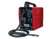 Sealey MIGHTYMIG100 Professional No-gas Mig Welder 100amp Wire & Tips Deal
