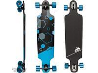 DSTREET Blue Longboard