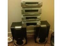 Technics HIFI system
