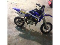 Beta 50cc childs mx bike motocross ktm50 husky boy lem yz rm kx py