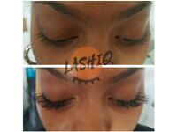 LASHIQ! - Discounted price for July! Luxury individual eyelash extensions- South East London