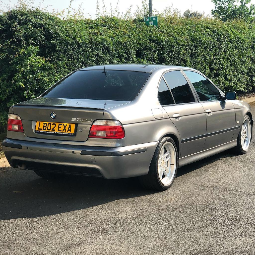 2002 bmw e39 530d m sport low mileage in heathrow. Black Bedroom Furniture Sets. Home Design Ideas