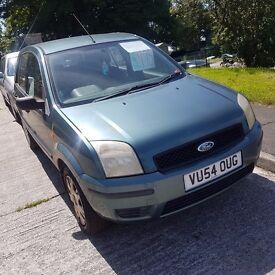 Ford Fusion 1.4 Auto Semi 2004