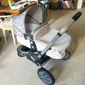 Special edition Travel System Pram/Stroller/Car seat hardly used